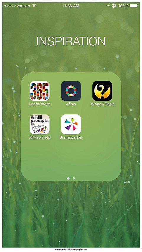 Inspiration Apps